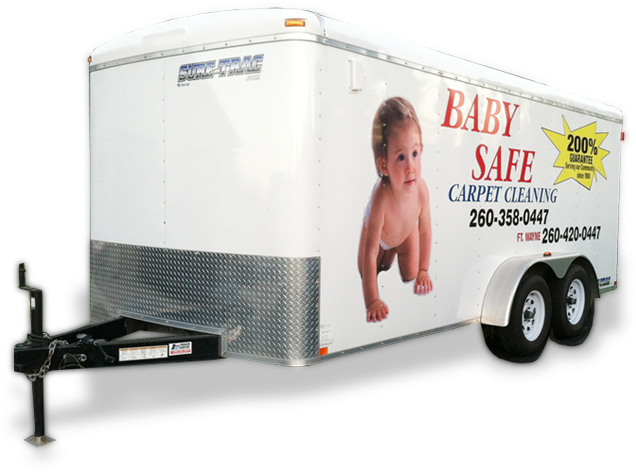 Babysafecarpet Trailer